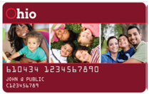 Shelby County Ohio Job Family Services Child Care Swipe Card